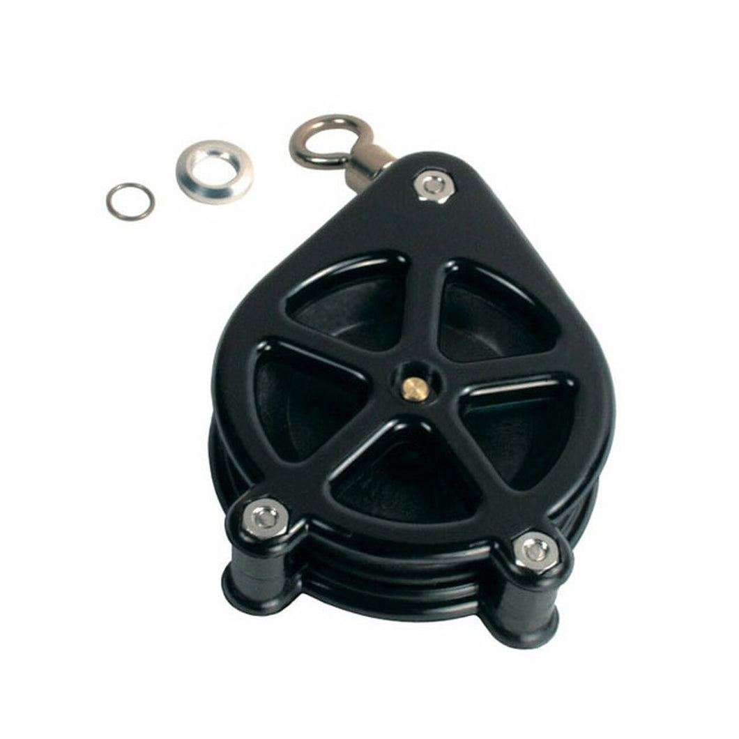 BIG JON 5 SPOKE TIP ASSEMBLY WITH SWIVEL