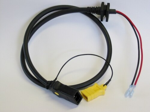 CANNON MOTOR POWER CABLE