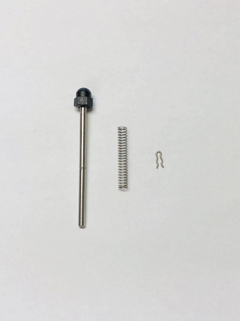 CHURCH TACKLE STAINLESS REAR PIN ASSEMBLY