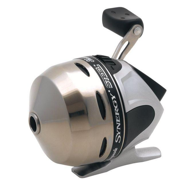 SHAKESPEARE SPINCAST REEL SYNERGY STEEL 10