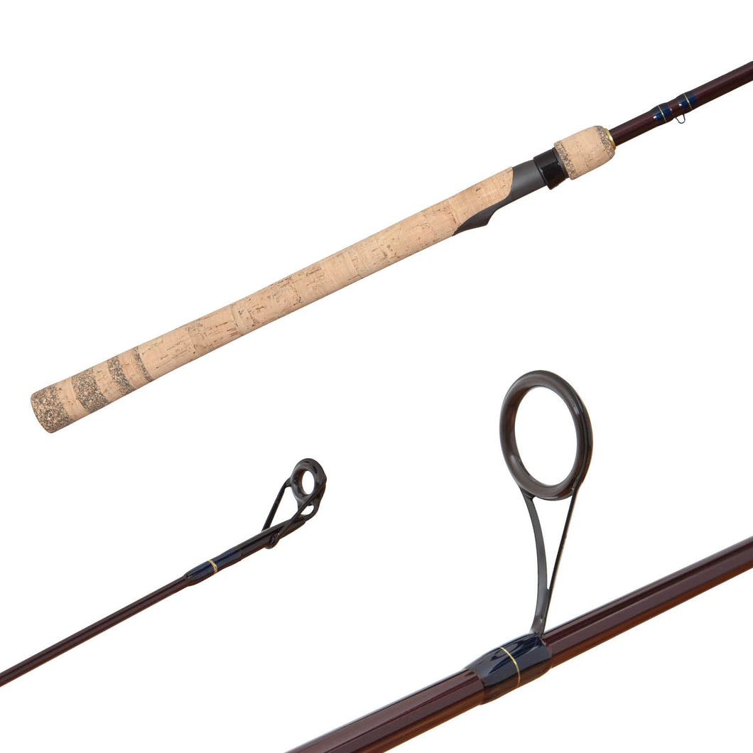 SHIMANO CONVERGENCE 7' MEDIUM LIGHT 2 PC SPINNING ROD