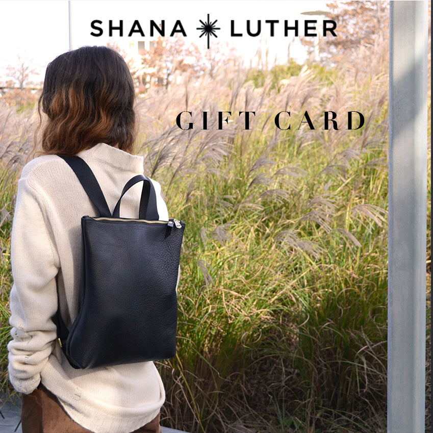 Shana Luther Gift Card