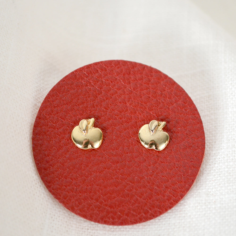 Load image into Gallery viewer, Big Apple Vintage Earrings