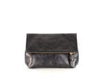 Fold Over Tre Clutch by Shana Luther