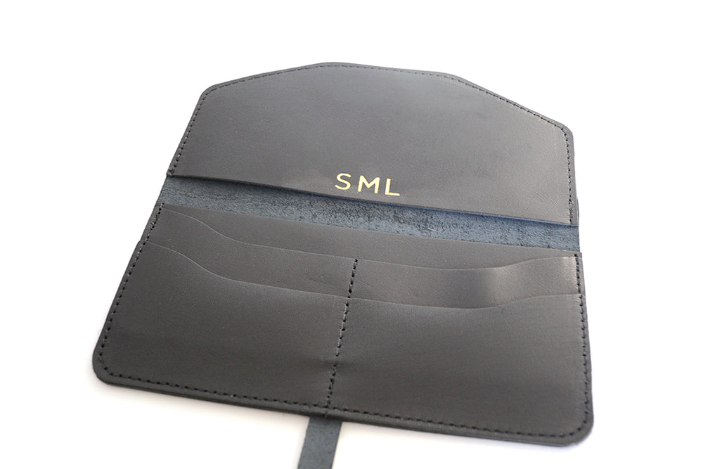 Load image into Gallery viewer, Monogrammed Wallet by Shana Luther