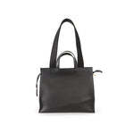Mini Lucy Tote by Shana Luther- Unlined leather tote, made in Brooklyn