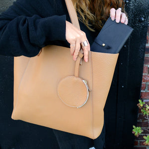 Load image into Gallery viewer, Veg tan leather wallet by Shana Luther