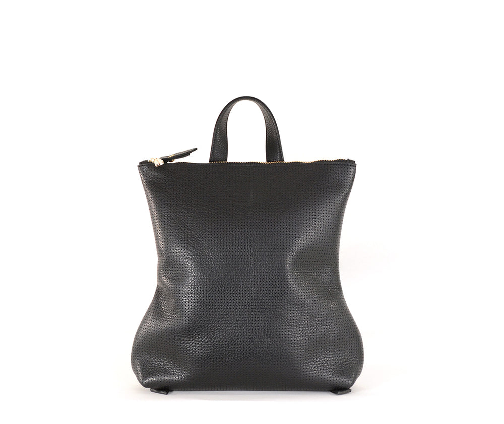 Load image into Gallery viewer, Hill Backpack- Black Perforated Limited Edition