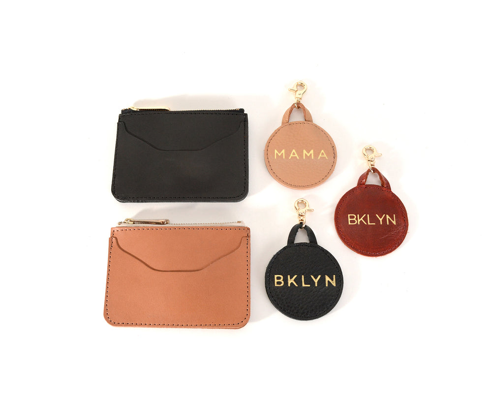 Wallet Keychain Gift Set by Shana Luther
