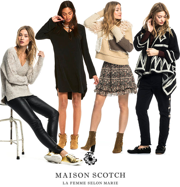 Maison Scotch online