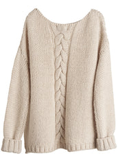 Sweater creme fra Ottod'Ame