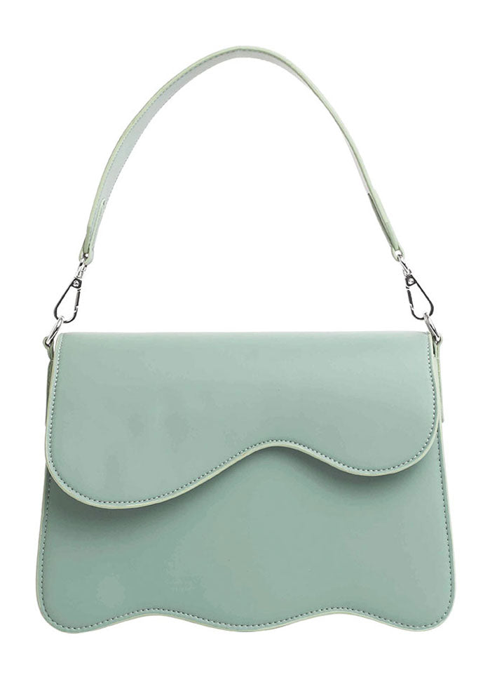 Hvisk Elude Responsible Crossbody Taske - Dusty Blue