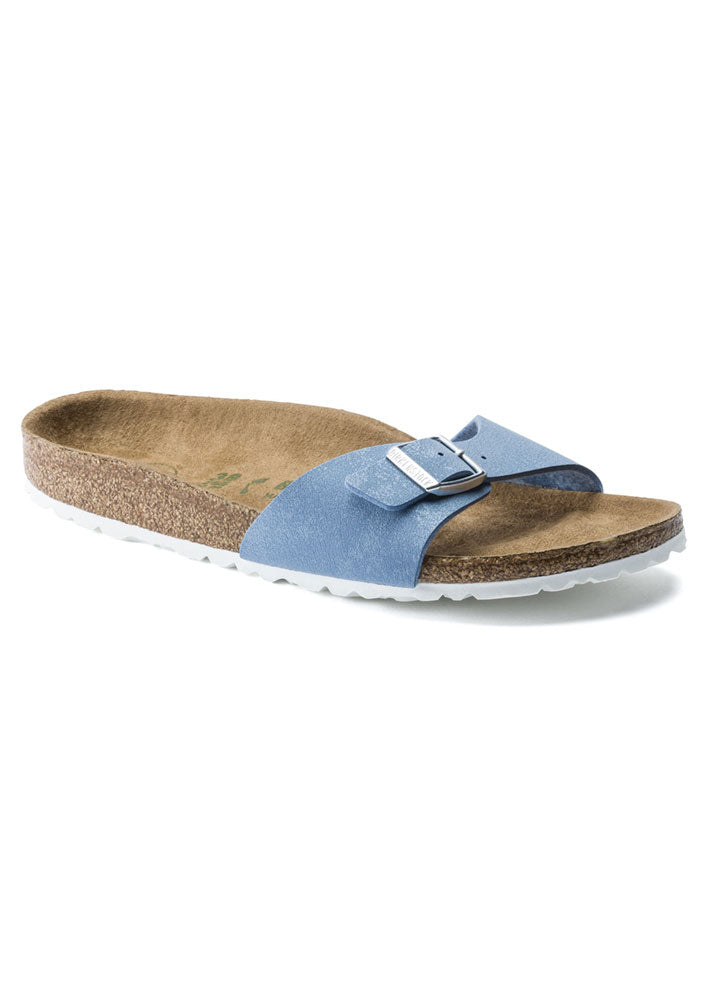 Birkenstock Madrid 1018157 brushed dove VEGAN smal model
