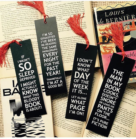 Wordy Bookmarks