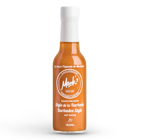 Mark's sauce piquante style Barbade / Mark's Barbados Style Hot Sauce