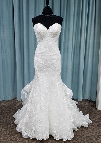 Madison James Bridal MJ252