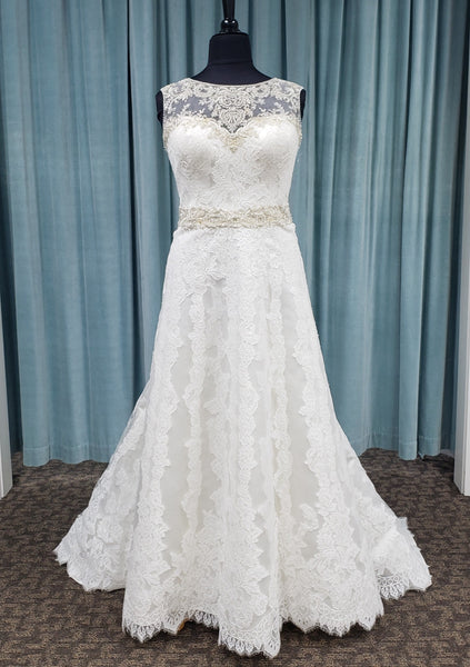 Casablanca Bridal Lilac 2230 Sale Wedding Dress