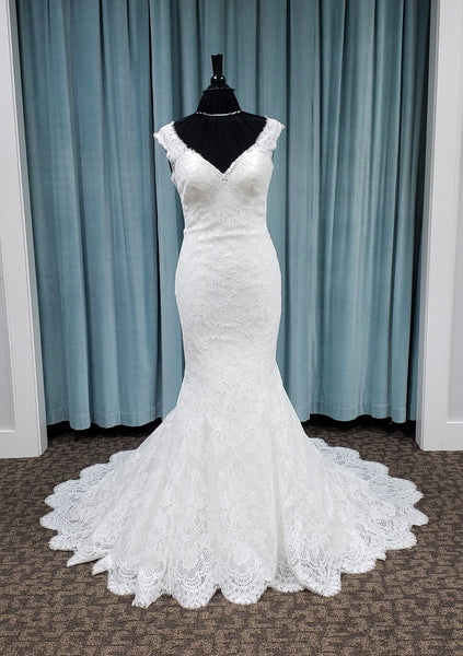 Madison James Bridal MJ302