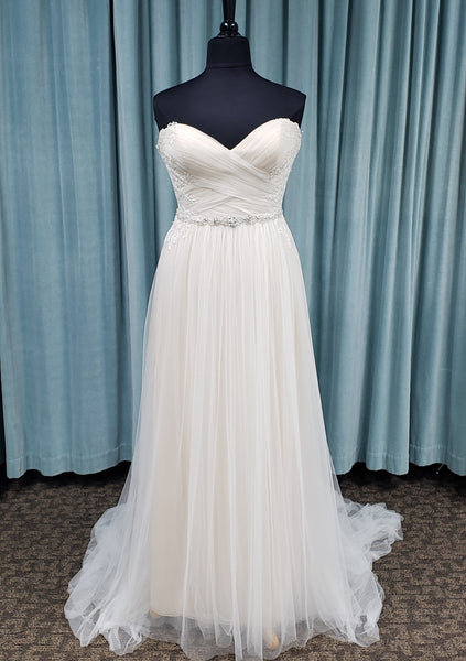 Maggie Sottero Patience Sale Wedding Dress