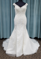 Blu by Morilee Bridal 5201 Sale Wedding Dress