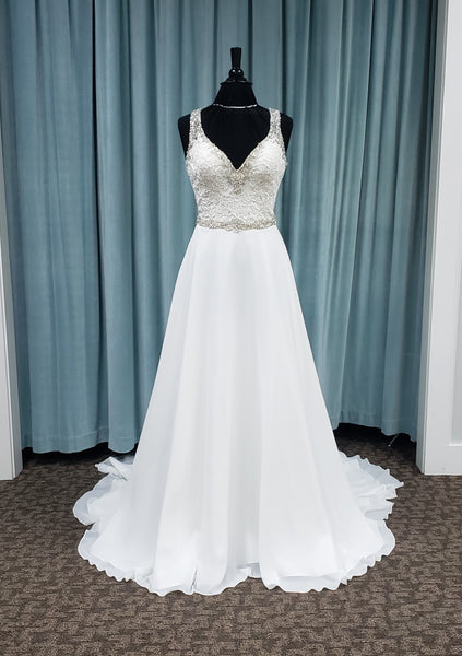 Madison James Bridal MJ157