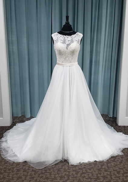 Madison James Bridal MJ101