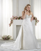 Unforgettable by Bonny Bridal 1626 Sale Wedding Dress