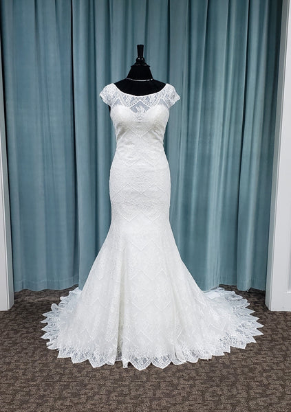 Madison James Bridal MJ258