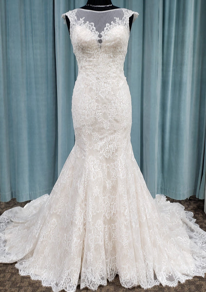Madison James Bridal MJ370