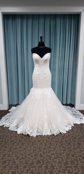 Maggie Sottero Marianne - Size 12