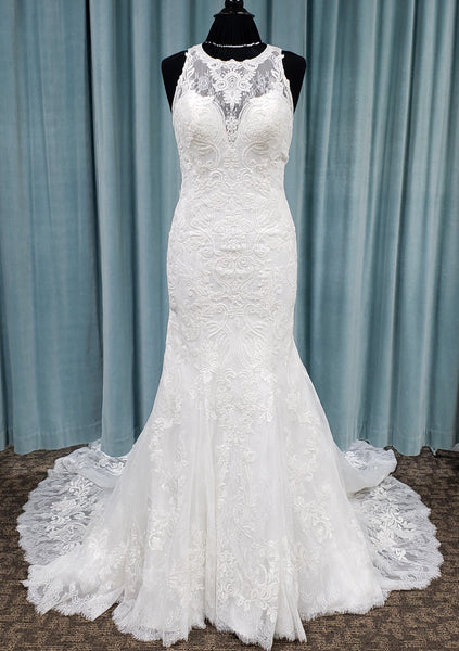 Madison James Bridal MJ411