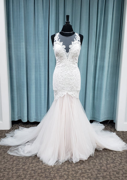 Madison James Bridal MJ306