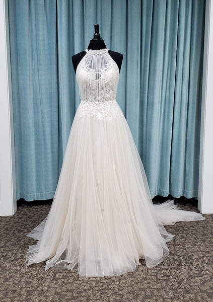 Madison James Bridal MJ403