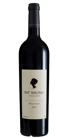 Betty's Cuveé Bat Shlomo Vineyards