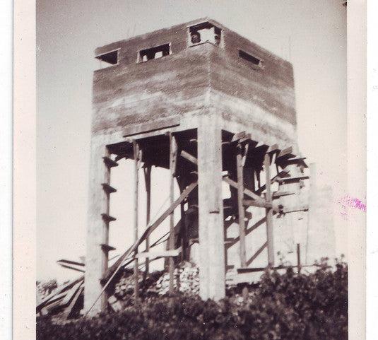 The watch tower, 1930's