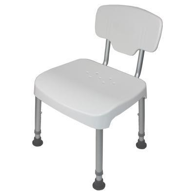 Invacare Great Shower Chair with Back - Home Health Store Inc