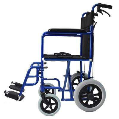 The Great Big Wheel Transport Chair - Home Health Store Inc