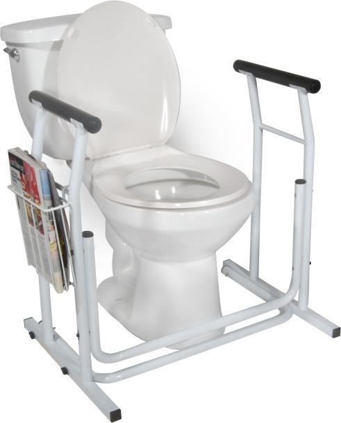 Free Standing Toilet Safety Rail - Home Health Store Inc