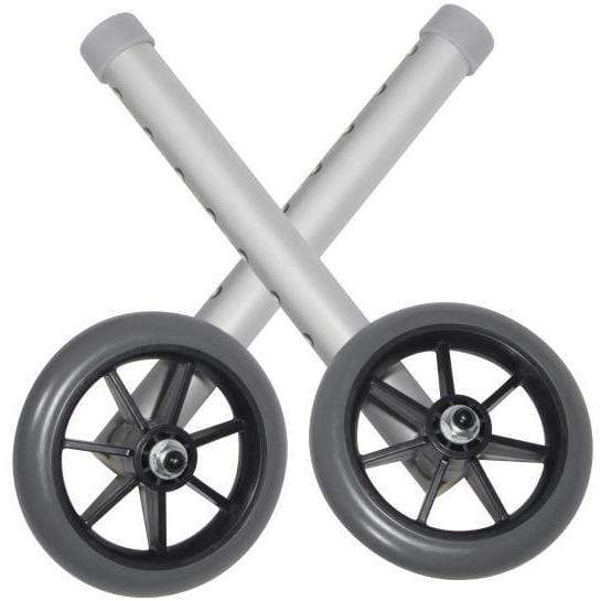 "Universal 5"" Walker Wheels - Home Health Store Inc"