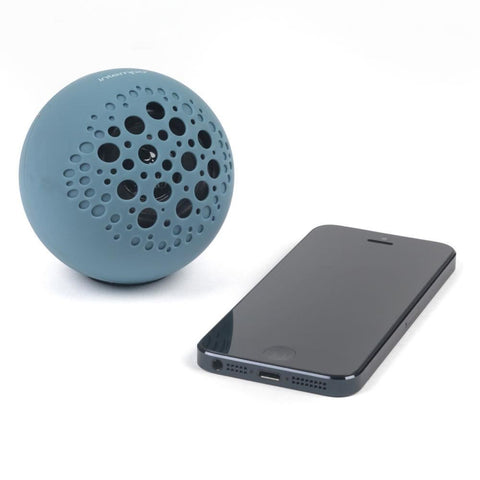 Intempo Portable Bluetooth Ball Speaker EE1781 Blue