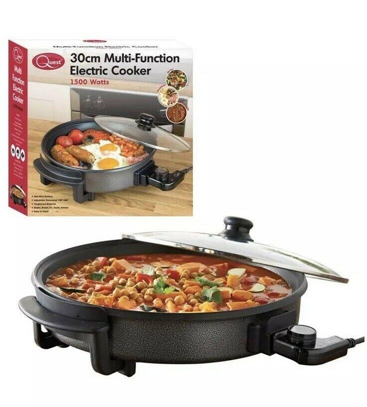 30cm Electric Multi Cooker