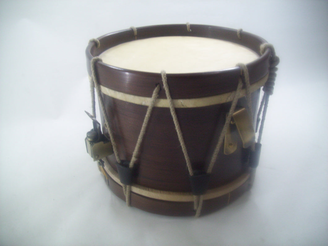 Walnut Drum