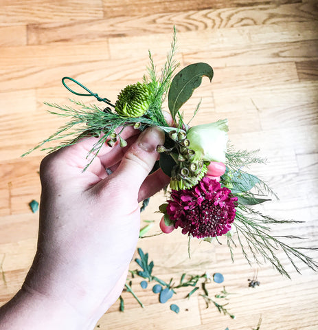 Theology of Home Floral Crown How to Make