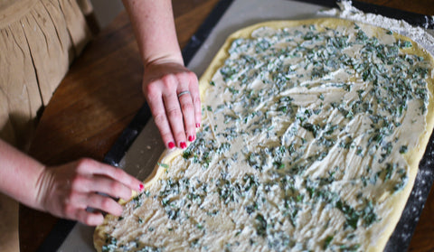 honey basil ricotta twisted loaf theology of home