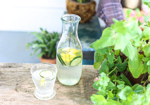 theology of home infused water