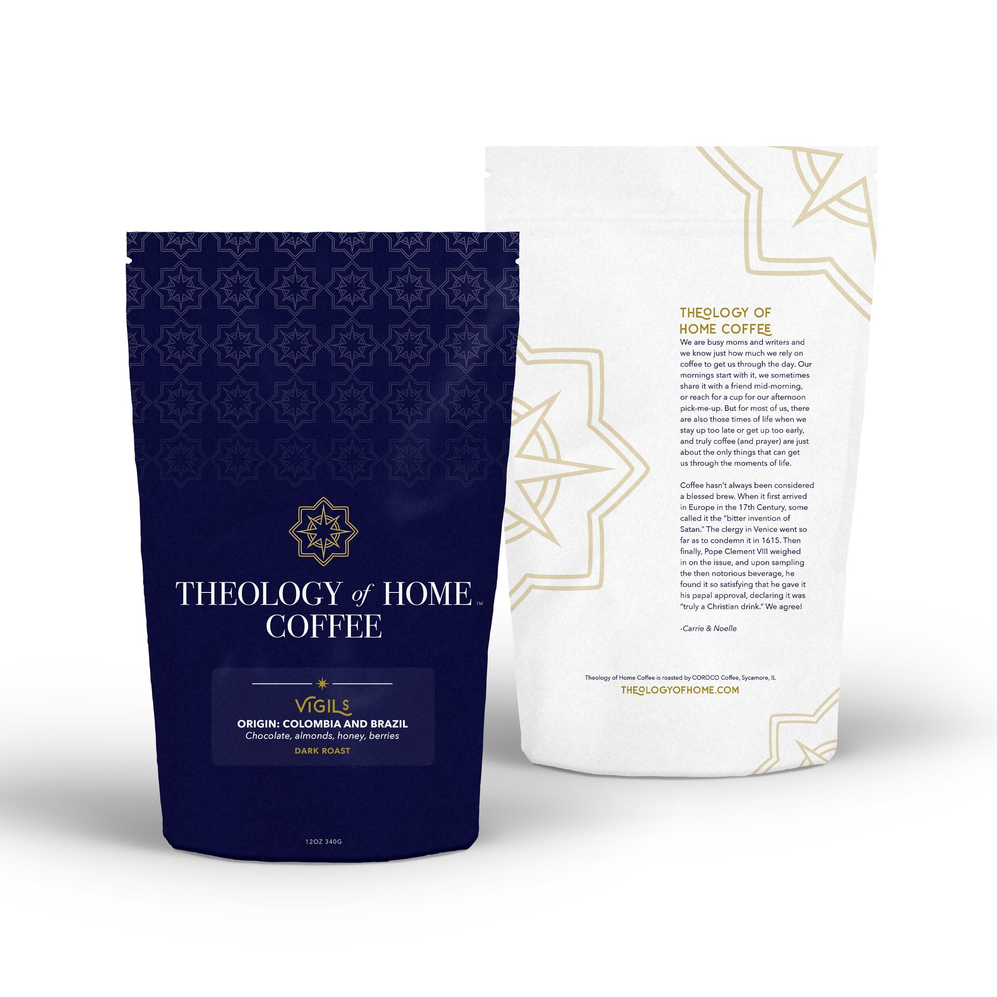 Theology of Home Coffee, Vigils (Caffeinated)