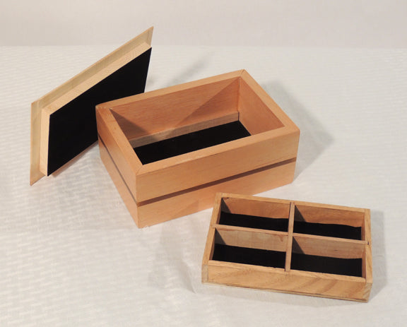 Jewelry Box with Insert
