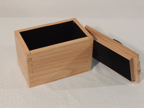 Custom Crafted Wood Box