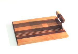 Cheese Cutting Board with Cutter