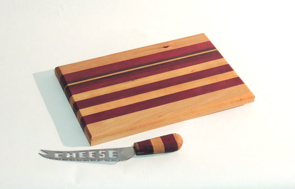 Cheese Cutting Board with Cheese Knife